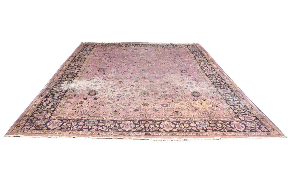 Antique Oriental carpets India