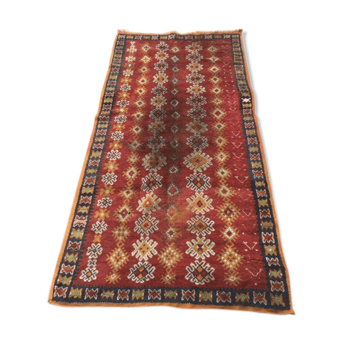 Antique Moroccan Berber carpets