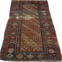Antique persian rug 140X230 cm