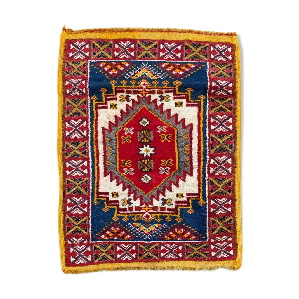 Antique Moroccan carpets