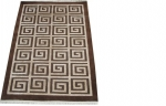indo nepal hand knotted rug