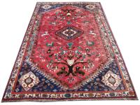 Antique persian rug Shiraz 208X312 cm