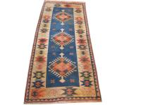Antique turkish rug Kars 110X241 cm