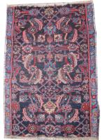 Antique persian rug Malayer 62X90 cm