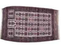 Antique Turkmen rug Balutch 88X146 cm