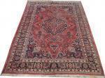 Antique persian rug MASHAD 214X305