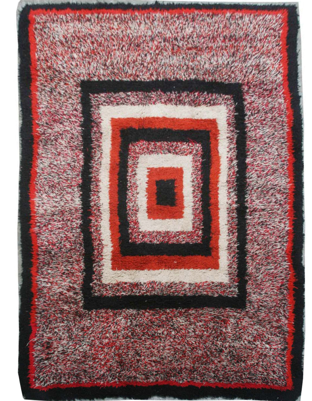 Antique European rug