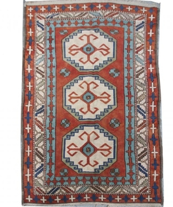 Antique turkish rug KARS