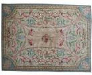 French antique carpet  SAVONNERIE