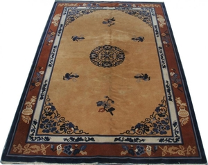 Antique European rug Chinese style 200X300 cm
