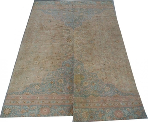 Antique persian rug Kerman 191X288 cm