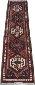 Antique persian rug HERIZ 73X294 cm