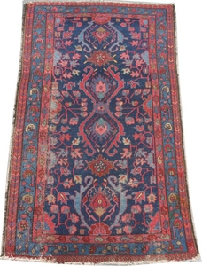 Antique persian rug MALAYER 103X175 cm