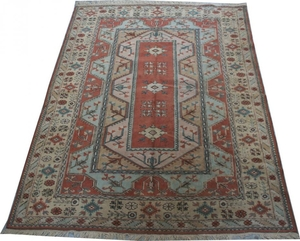 Antique turkish rug KARS 200X267 cm