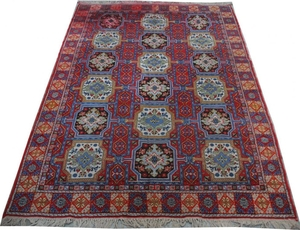 Antique Moroccan Berber carpets 201X291 cm