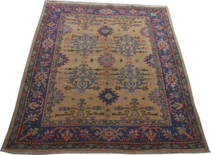 Antique turkish rug 190X230 cm