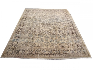 Antique persian rug 252X322 cm